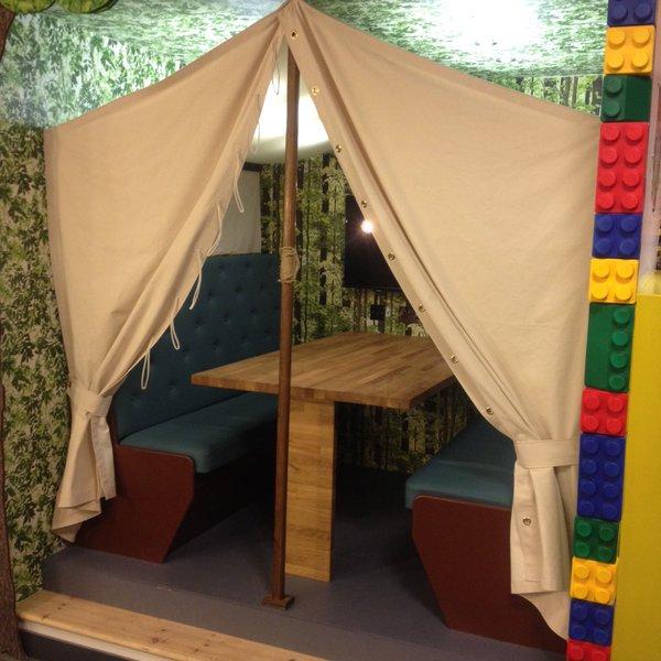 Desk Tent